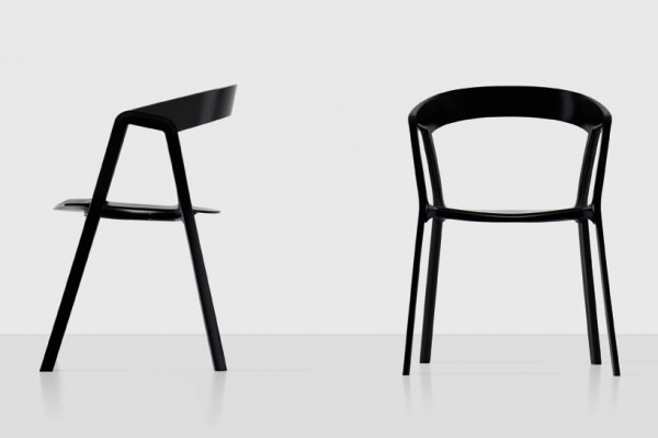 Compas Chair by Patrick Norguet for Kristalia