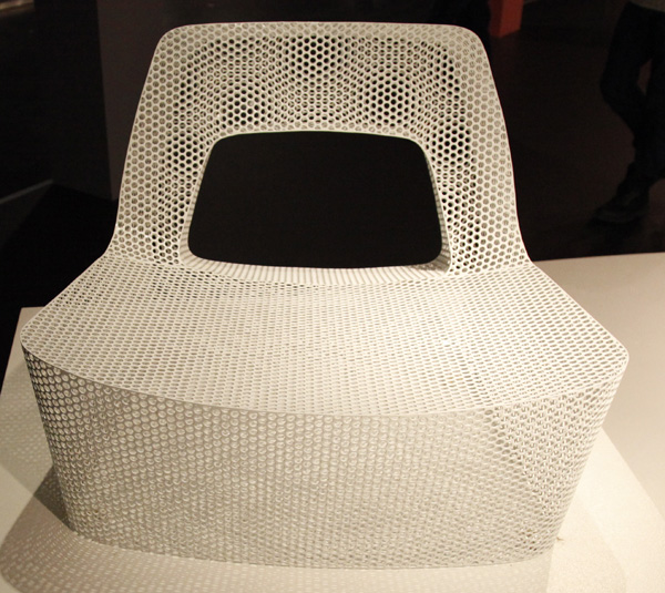 Cool Chair by Charlie Davidson