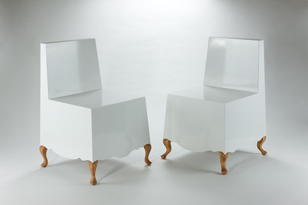 Costume Chair by Jongho Park