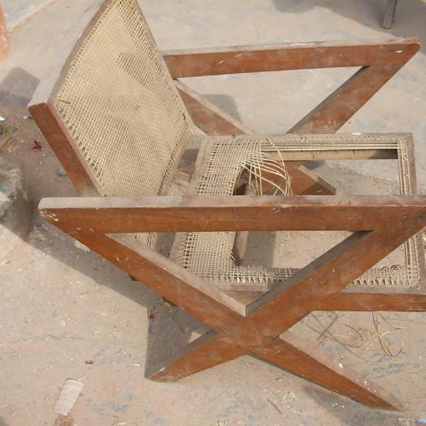 Dilapidated-Chandigarh-Chair