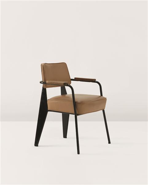 Direction Armchair by Jean Prouvé