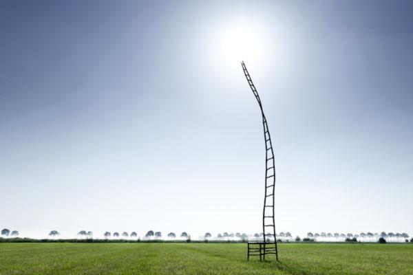 Empty Chair by Maarten Baas