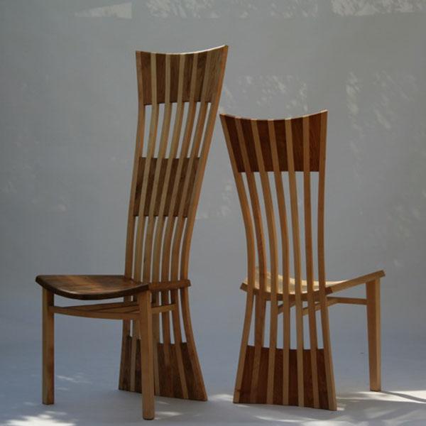 Fan Back Chair by Jonathan Lassen