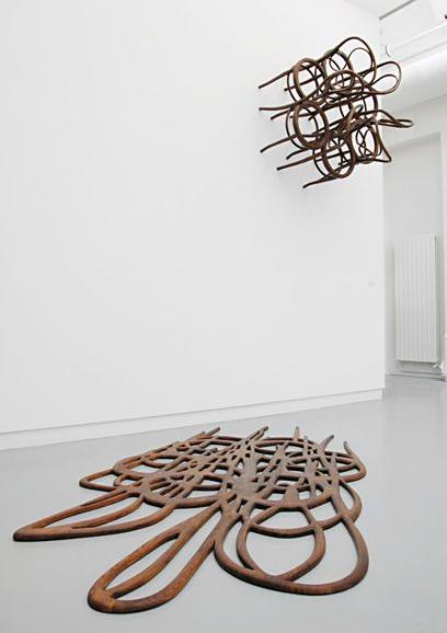 Flattened Thonet by Pablo Reinoso