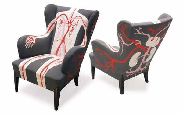 Flow Wingback Chair