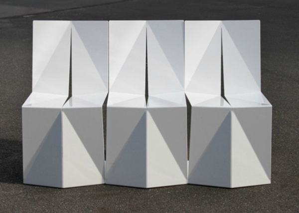 Folded Chair by Enoc Armengol Chairblog
