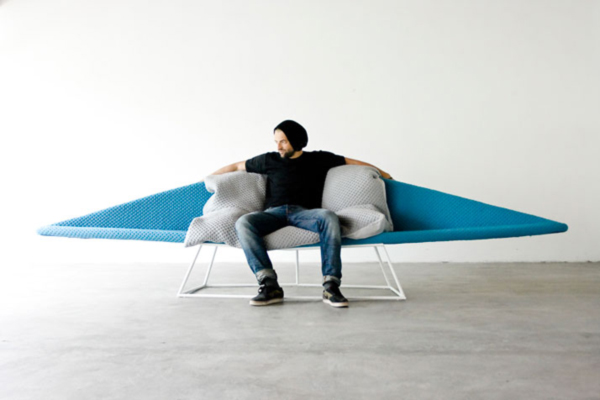 Giulia-Sofa-by-Be-Plus-Have-With-Model