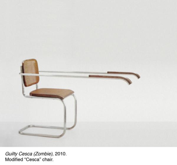 Guilty Cesca Chair