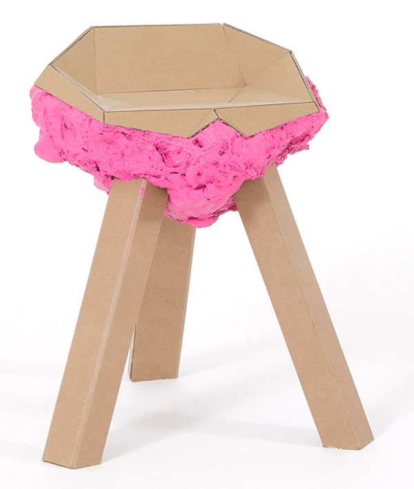 Hannes Harms Scum Stool