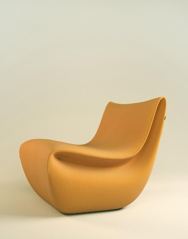 Hippo Chair by Vasiliy Butenko