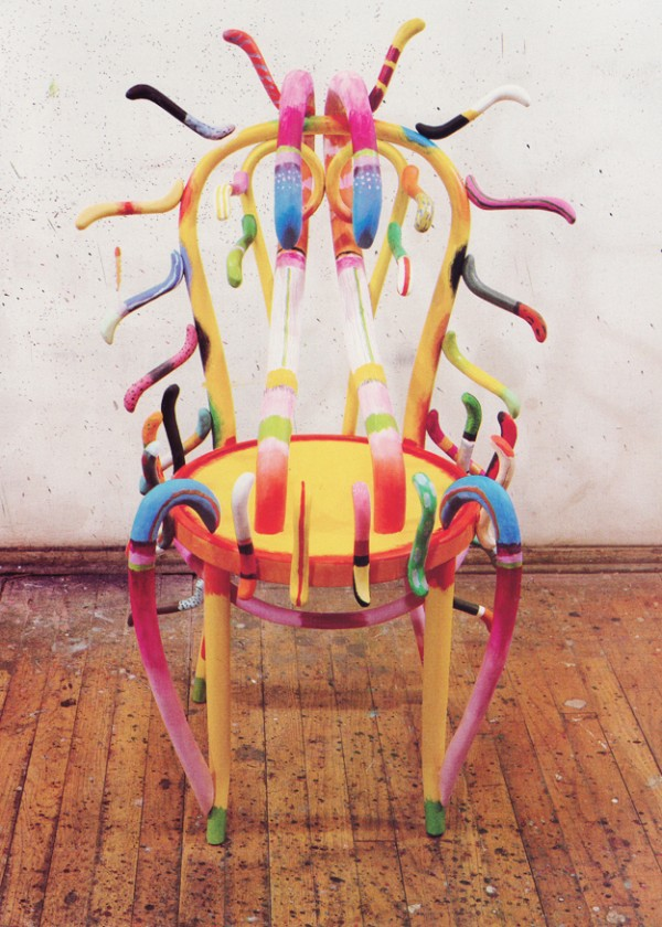 Ida Kohlmeyer Chair