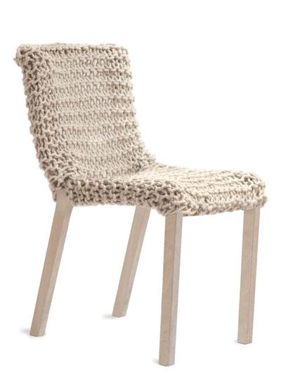 Knitted Chair (other source)