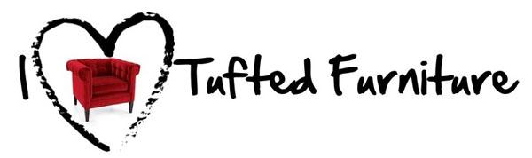 Logo I Heart Tufted Furniture Blog