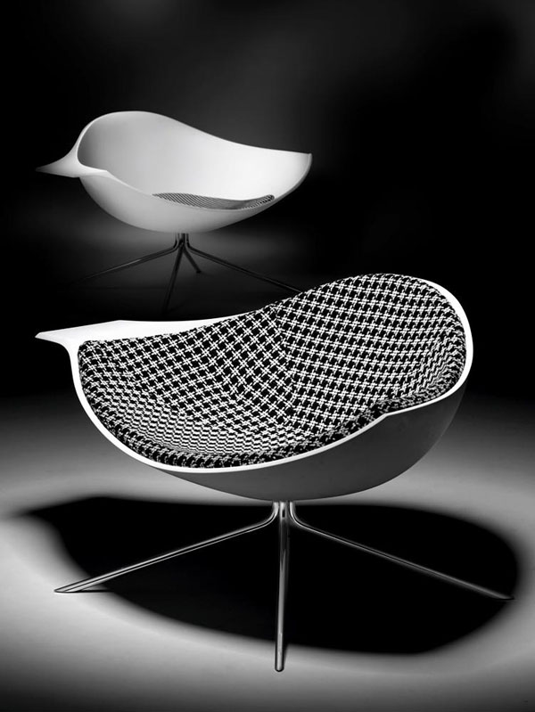 Lotus Chair by René Holten