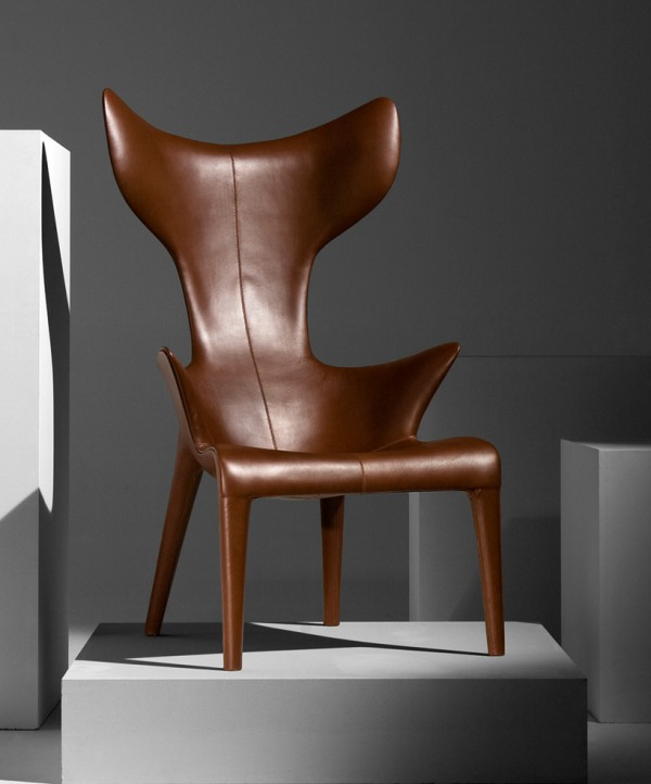 Lou read armchair by philippe starck for Philippe starck chair