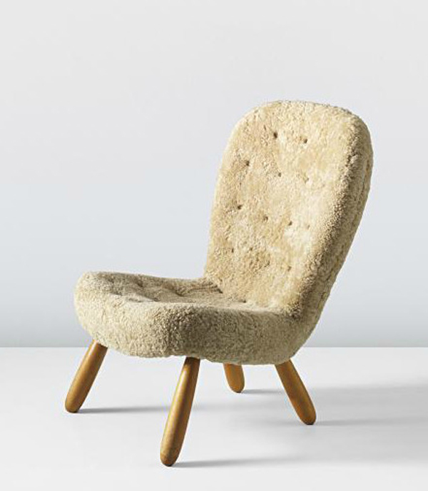 Low Chair By Martin Ohlson 1930