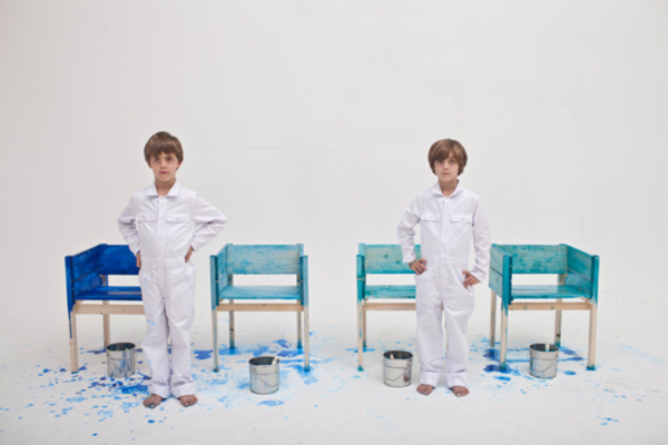 Lucas Maassen - Chairs and Child Labor