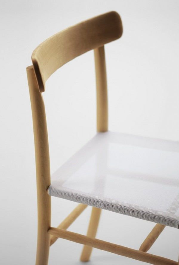 Swell Maruni Chair By Jasper Morrison Chairblog Eu Inzonedesignstudio Interior Chair Design Inzonedesignstudiocom