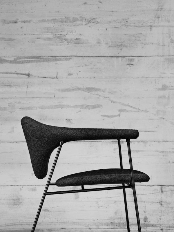 Masculo Chair by Gamfratesi