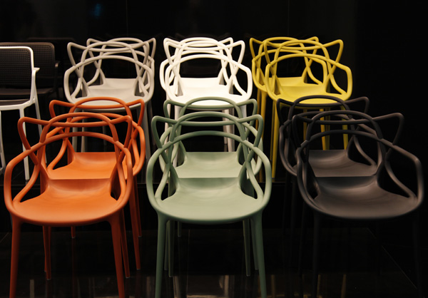 Masters Chair by Philippe Starck - 2012 IMM Cologne