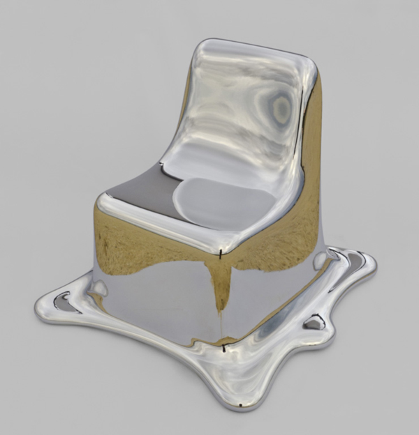 Melting Chair by Philipp Aduatz 2