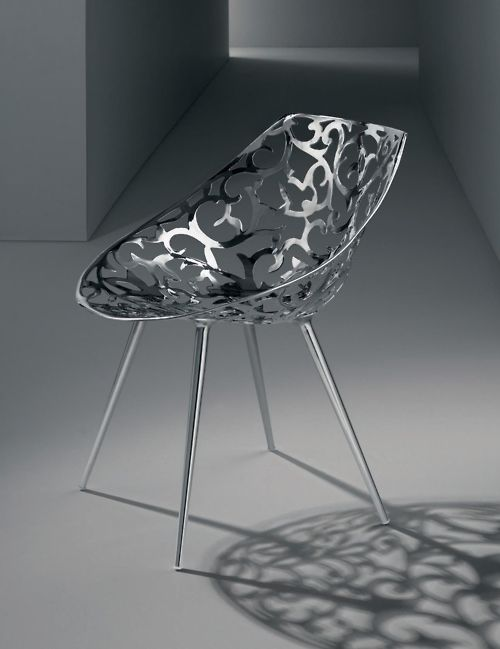 Miss Lacy Armchair by Philippe Starck