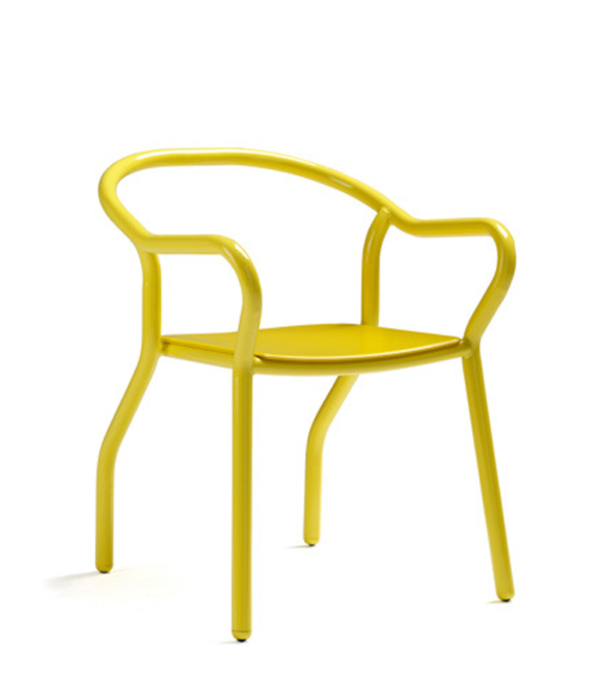 Montmartre-chair-by-Jonas-Wagell-yellow