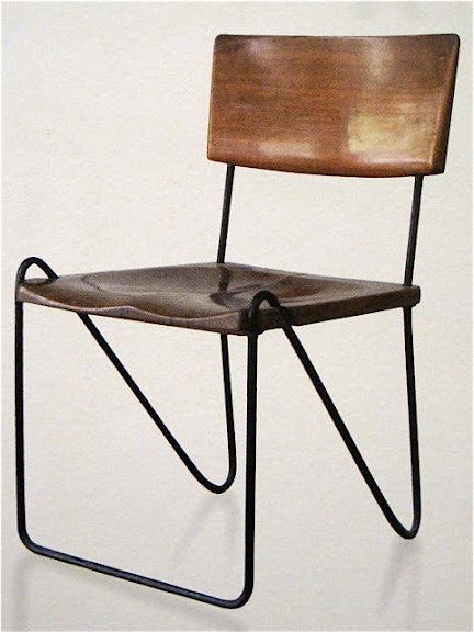 Mystery Mid Century Chair