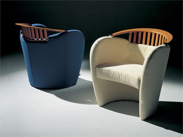 Nausicaa Chair by Marco Matteini