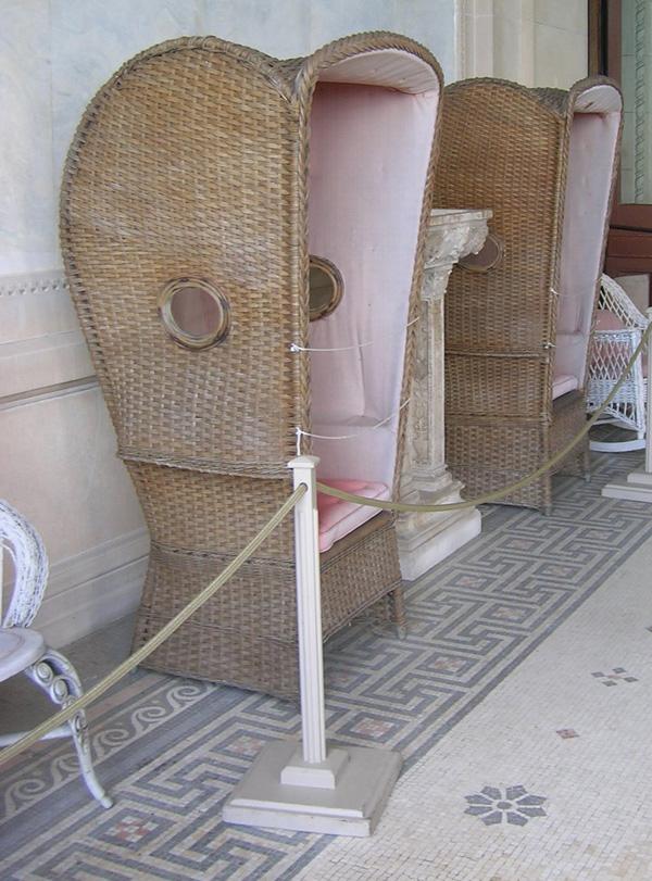 New England High Beach Chair