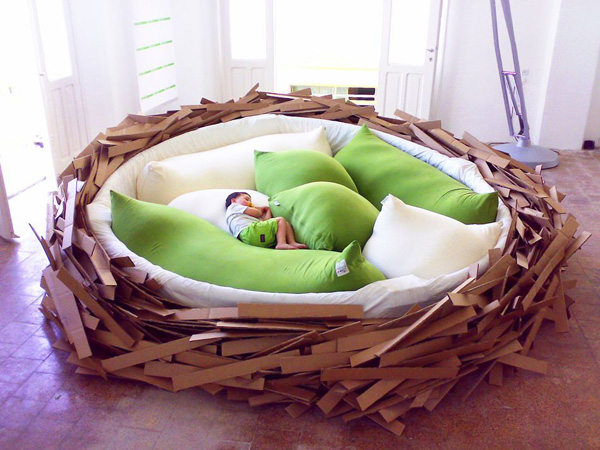The Ultimate Nest Chair Giant Birds For Breeding