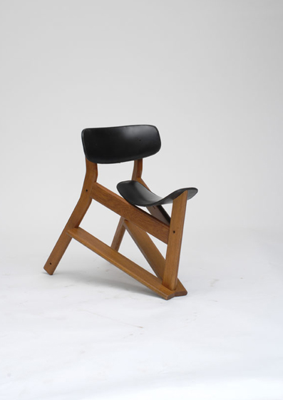 One of the series 100 chairs in 100 days