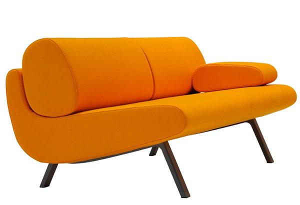 Orange EJ 180 Duplo sofa