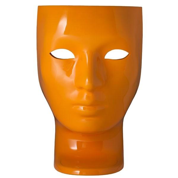 Orange Nemo Chair by Fabio Novembre