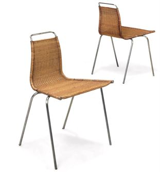 Pk 1 Chairs By Poul Kjaerholm At Christie 39 S