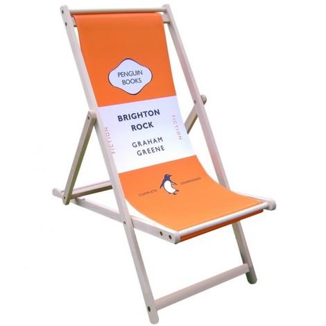 Penguin deckchair