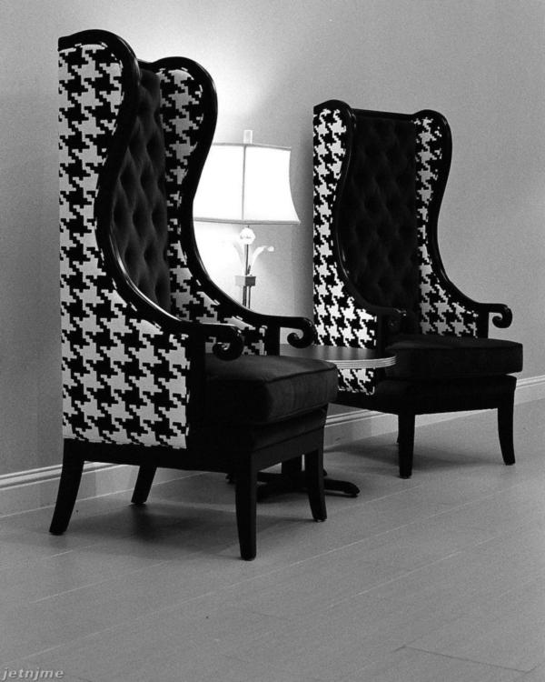 Pied De Poule Upholstery Chairblog Eu