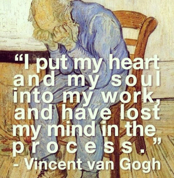 Vincent Van Gogh Quotes: Quote By Vincent Van Gogh