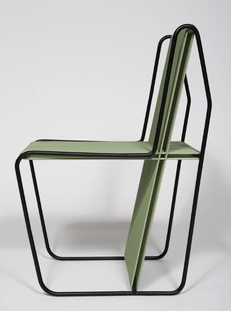 ROD sidechair By Michael Boyd and Edward Cella