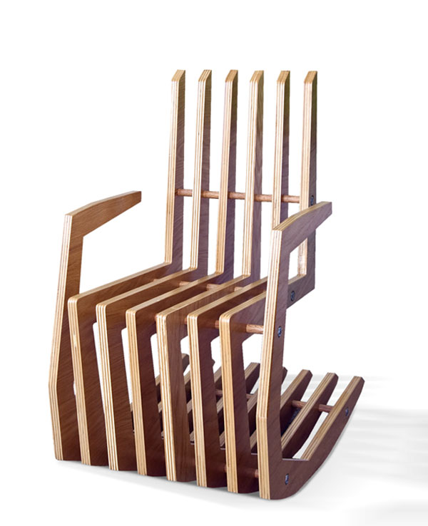 R CHAIR by Side Architecture