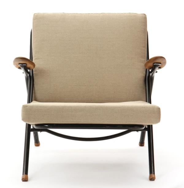 lounge chairs hans wegner. Rare Tubular Lounge Chair By Hans J. Wegner Chairs