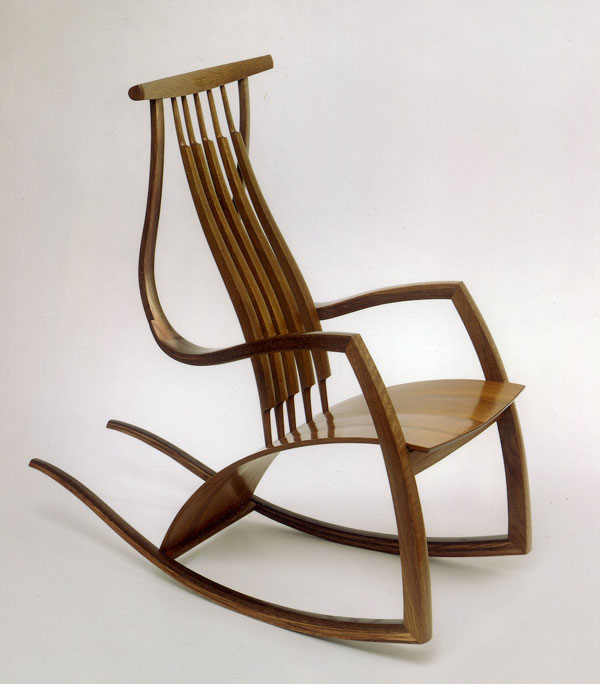 Rocking Chair by David Savage