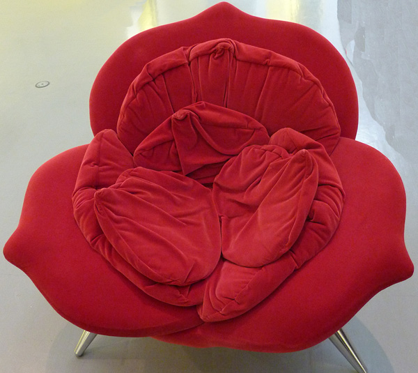 Rose Chair by Masanori Umeda for Edra