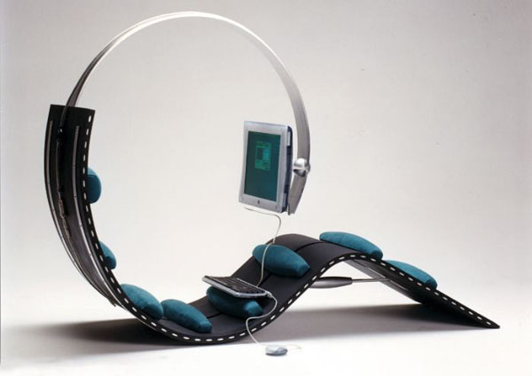 Beau SURF CHAIR By Kenneth Lylover And Leif Sørensen