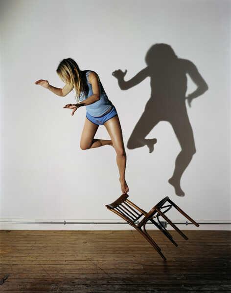 Sam Taylor Wood Bram Stoker Chair Series