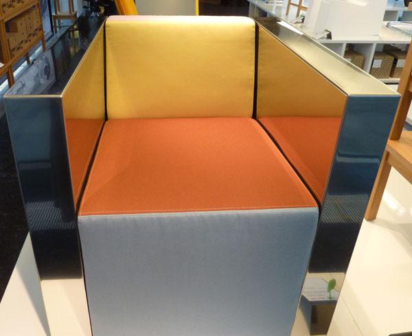 Sottsass Chair by Richard Hutten