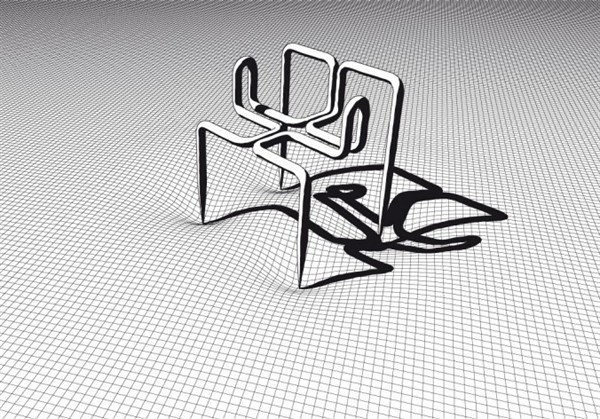 Spiky Chair by Didier Faustino 2