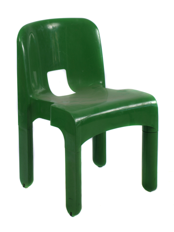 Stacking Chair Universale by Joe Colombo