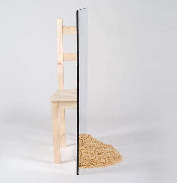 Steve Haslip Chair Installation