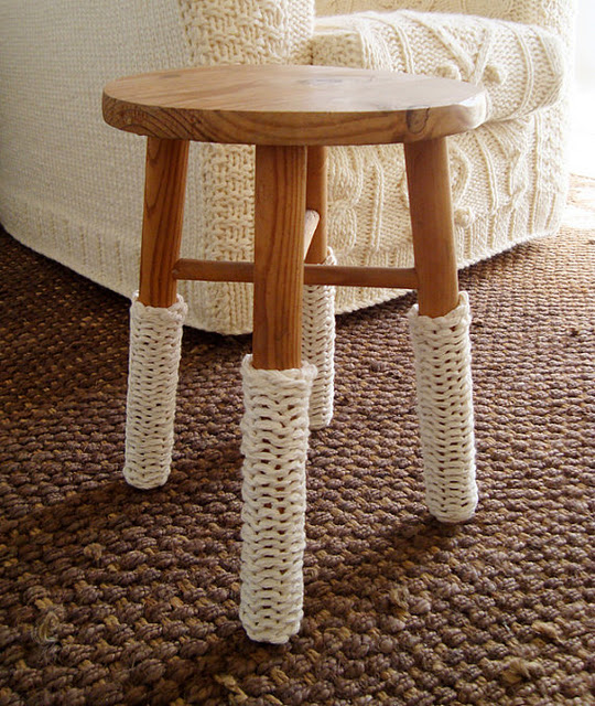 Stool Socks